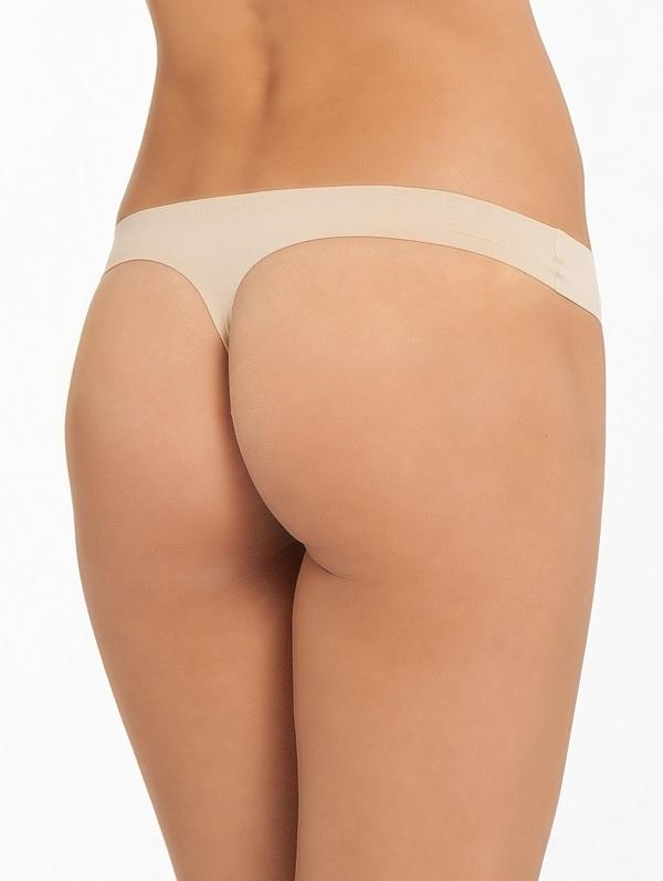 Calvin Klein Tanga Perfectly Fit Tělové - L, L - 2