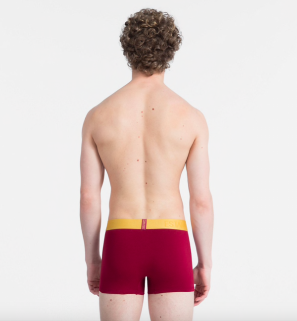 Calvin Klein Boxerky Evolution Bordo - L, L - 2
