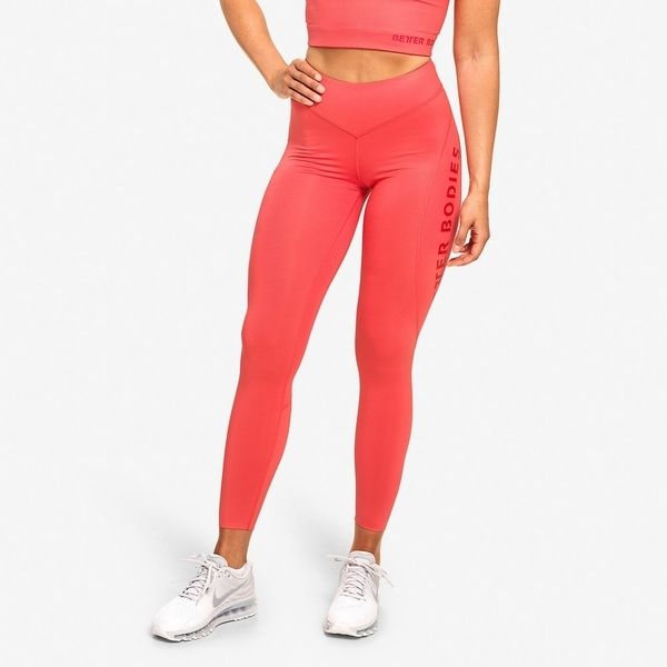 Better Bodies Legíny Vesey Coral - S, S - 2