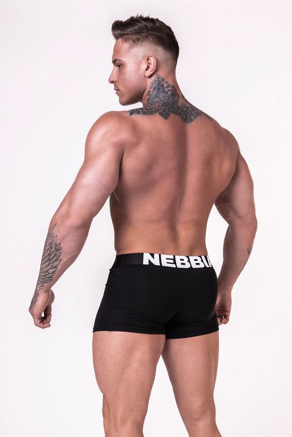Nebbia Boxerky 701 Black - XXL, XXL - 2