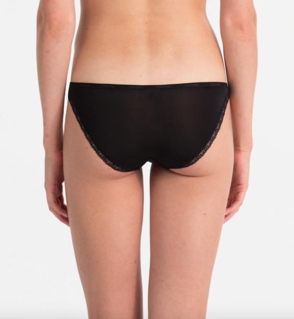 Calvin Klein Kalhotky Bottoms Up Černé - L, L - 2