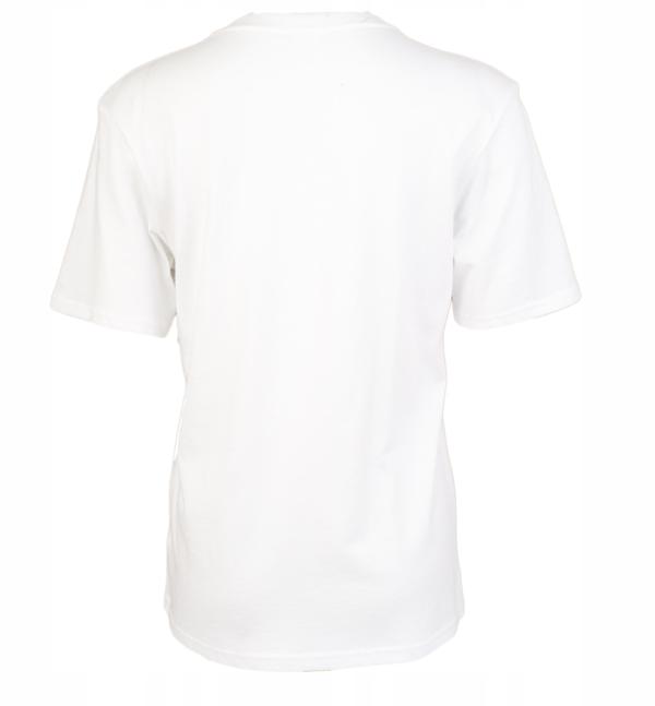 Calvin Klein Tričko Monogram Bílé - XS, XS - 2