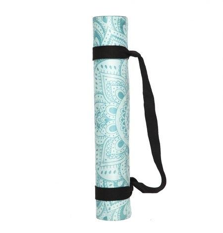 Podložka na Yogu Mandala Turquoise 1,5mm - 3