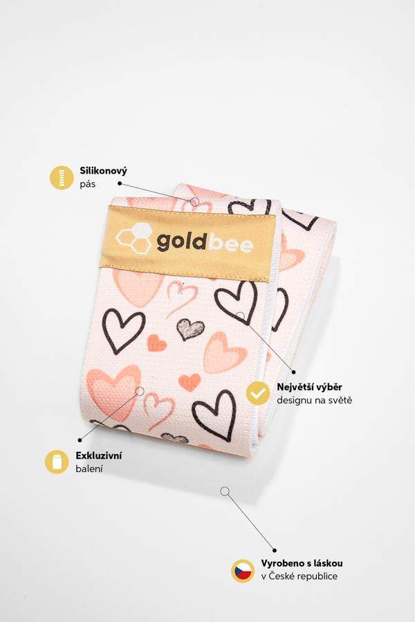 GoldBee BeBooty - Heart, M - 3