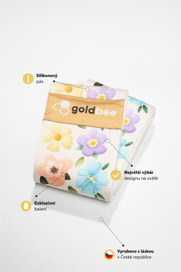 GoldBee BeBooty Flower Garden - 3