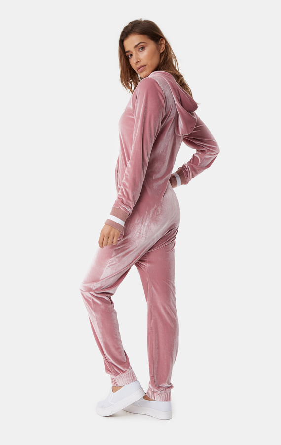 OnePiece Original Velour Faded Pink - M, M - 3