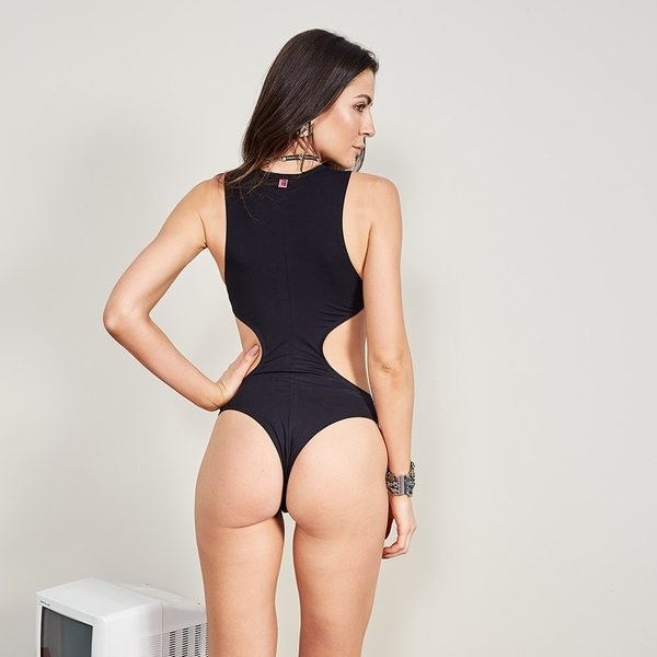 Labella Body Cut Out Black - S, S - 3