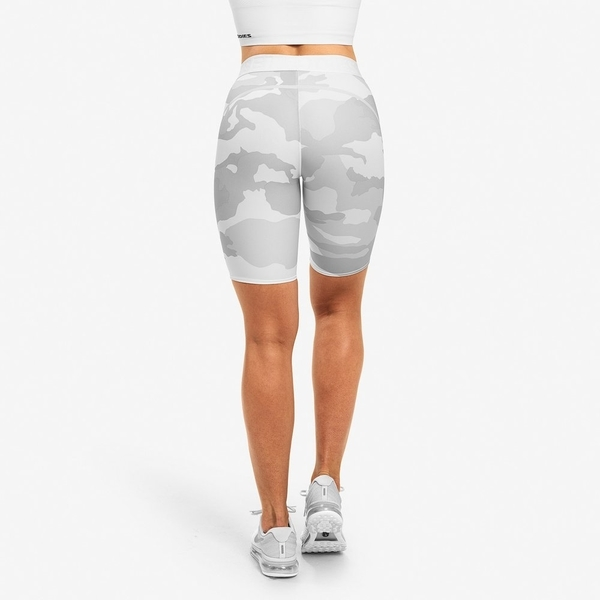 Better Bodies Shorts Chelsea White Camo - 3