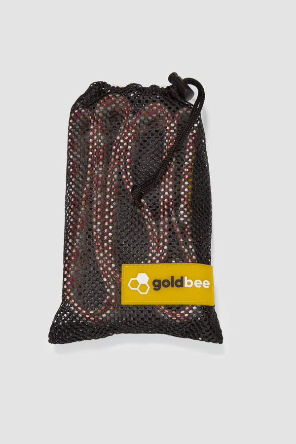 GoldBee Textile Resistance Band Long - Donuts - 3