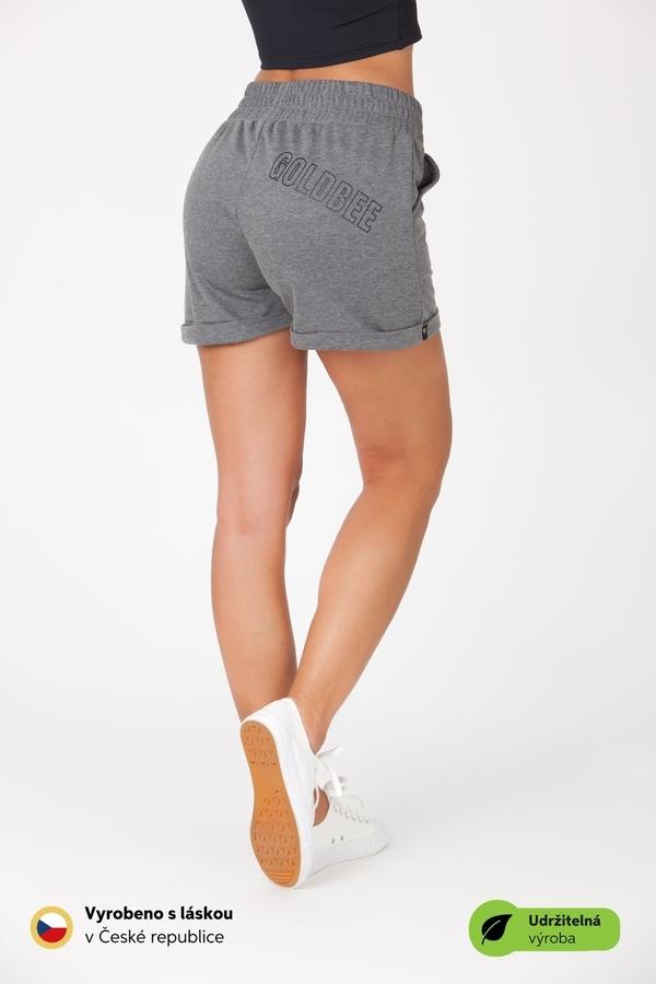 GoldBee Shorts LA Dark Grey, XS - 3