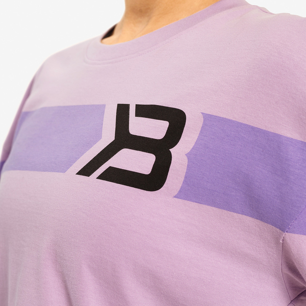 Better Bodies T-shirt Chrystie Tee Lilac, M - 3
