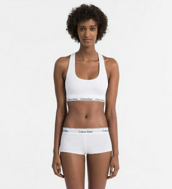 Calvin Klein Shorts Modern Cotton White - L, L - 3