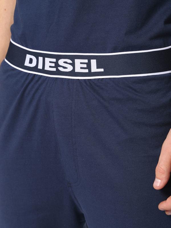 Diesel Pyžamový Set Modrý - S, S - 3