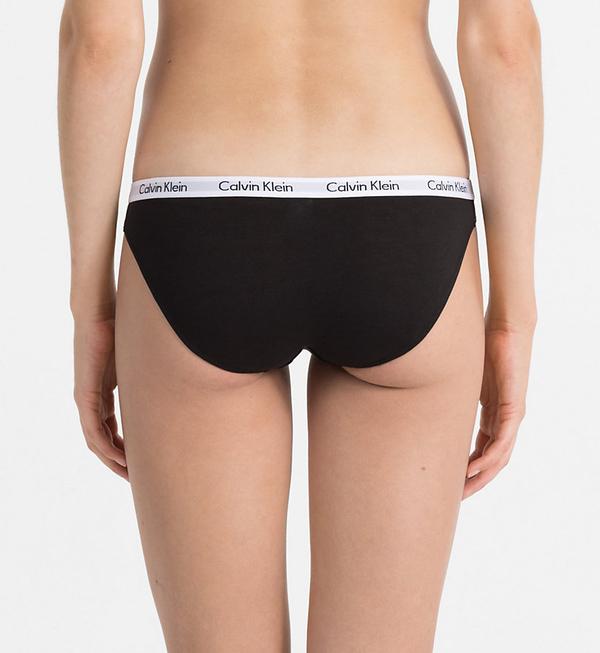 Calvin Klein 3Pack Kalhotky Black&Grey&White - L, L - 3
