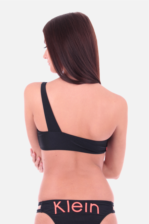 Calvin Klein Cheeky Bikini Plavky Black Spodní Díl - XS, XS - 3