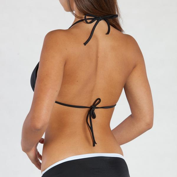 Calvin Klein Plavky NOS Logo Black Vrchní Díl - L, L - 3