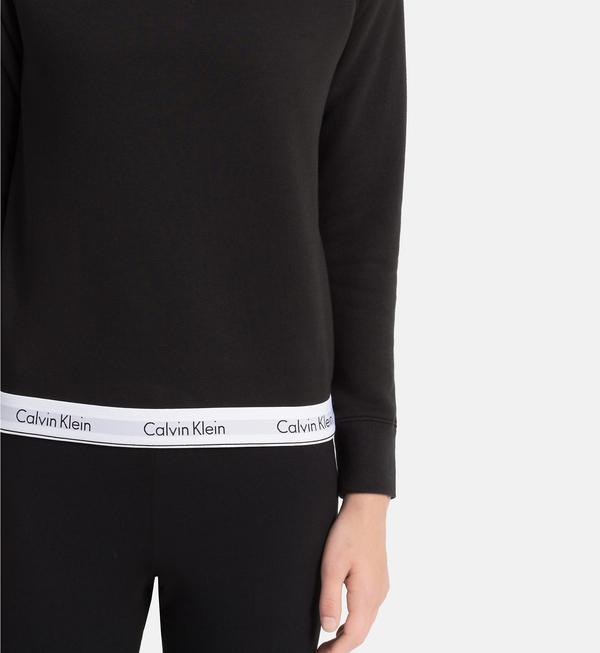 Calvin Klein Mikina Černá - XL, XL - 3