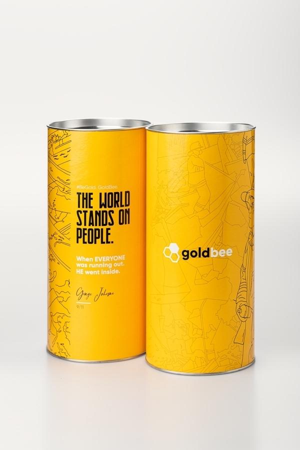 GoldBee Legíny BeSeamless Black - L, L - 3