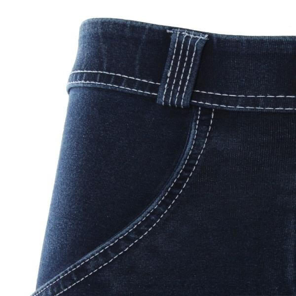 Freddy Jeans Modré S Bílými Švy Normální Pas FW19 - XL, XL - 3