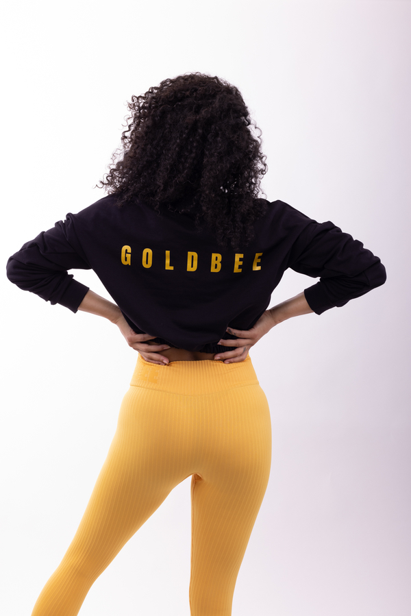 GoldBee Sweatshirt Street Black, XL - 3