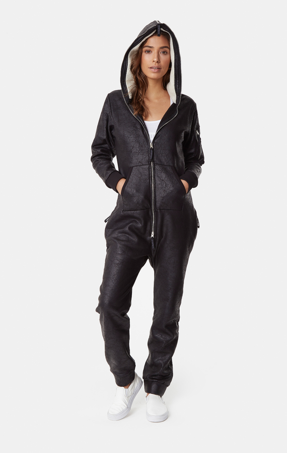 OnePiece Soft Bomber Black - S, S - 3