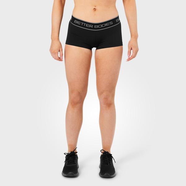 Better Bodies Kraťásky Fitness Black - M, M - 3
