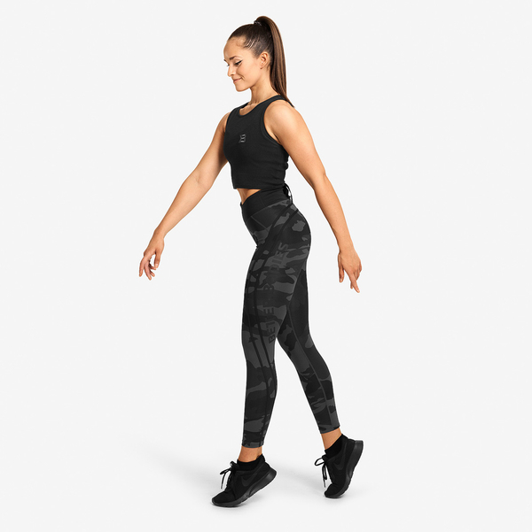 Better Bodies Crop-top Astoria Black - 3