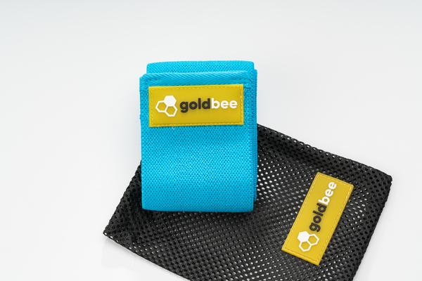 GoldBee Textile Resistant Rubber - Blue, S - 3