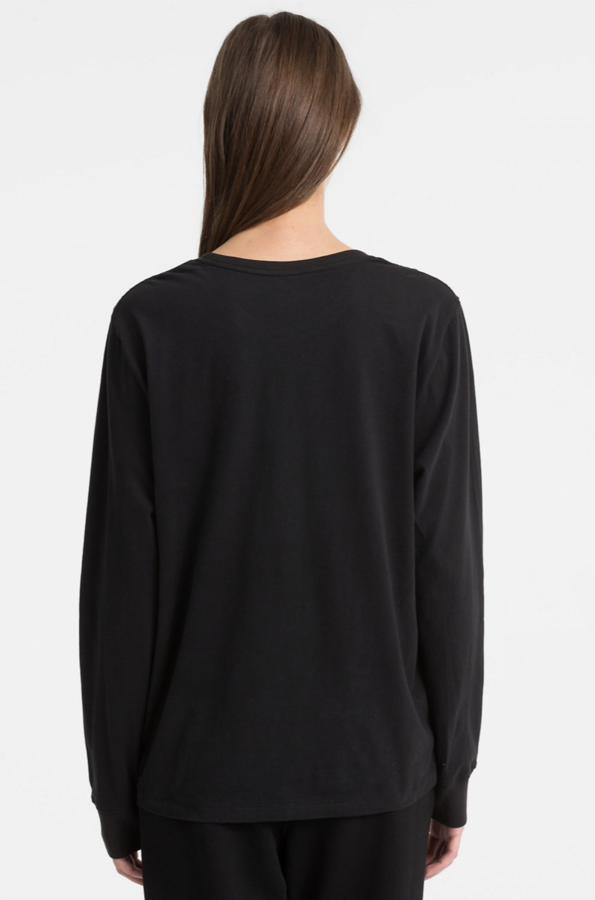 Calvin Klein Tričko Logo Black - 3