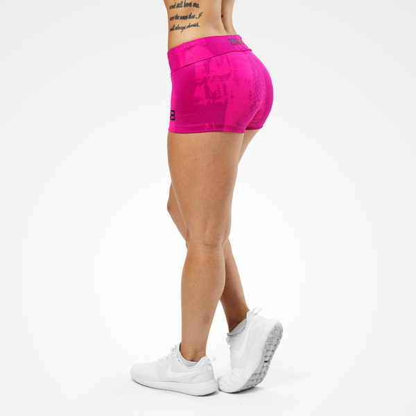 Better Bodies Shorts Gracie Pink Print - 3