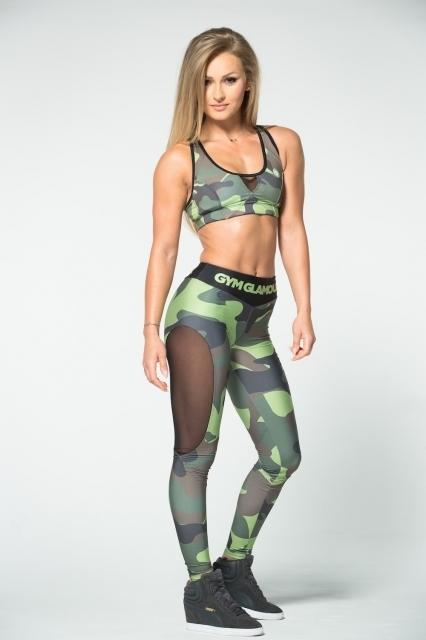 Gym Glamour Leggings Moro Intensive - 4
