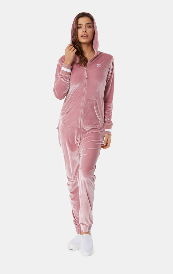 OnePiece Original Velour Faded Pink - M, M - 4