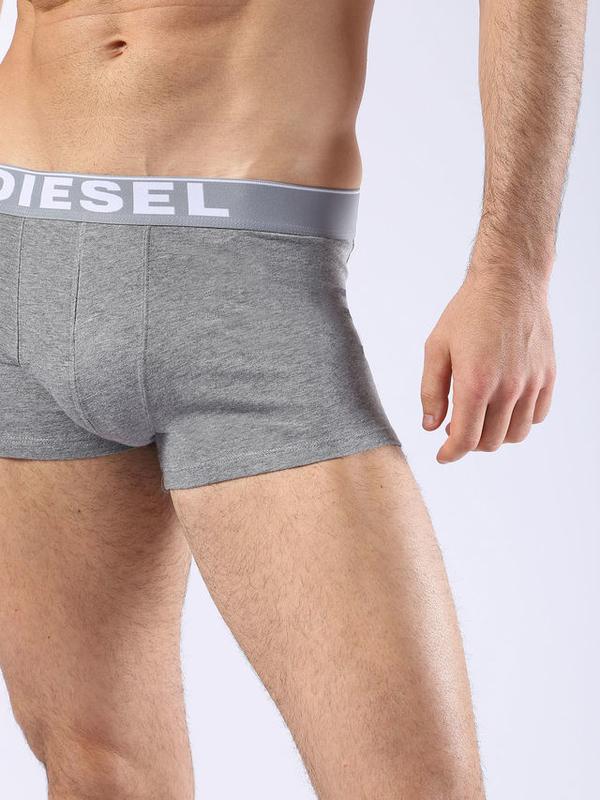 Diesel 3Pack Boxerky Bílé, Černé &Šedé - 4