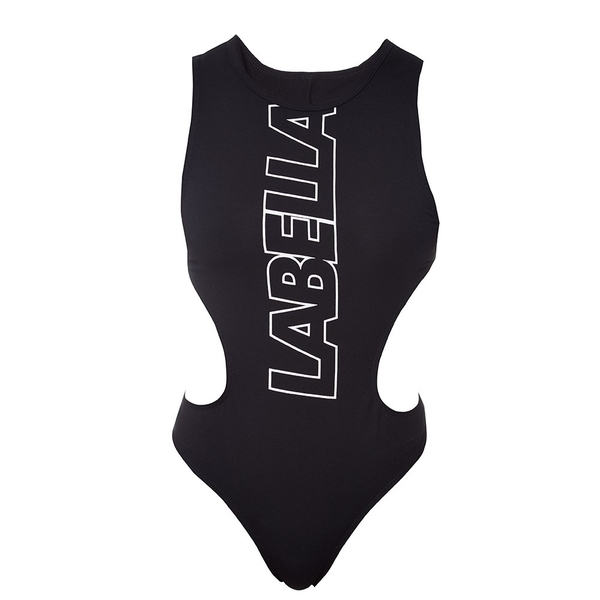 Labella Body Cut Out Black - 4