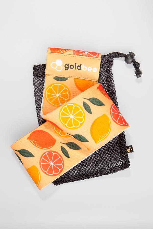 GoldBee BeBooty Orange, L - 4