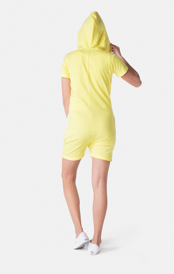 OnePiece Fitted Short Soft Yellow - XS, XS - 4