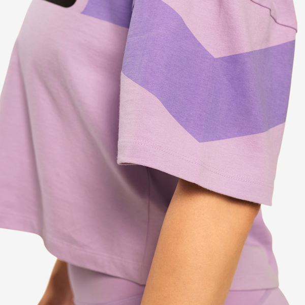 Better Bodies T-shirt Chrystie Tee Lilac, M - 4