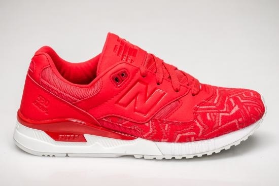 New Balance W530VAC Red - 7,5, 7,5 - 4