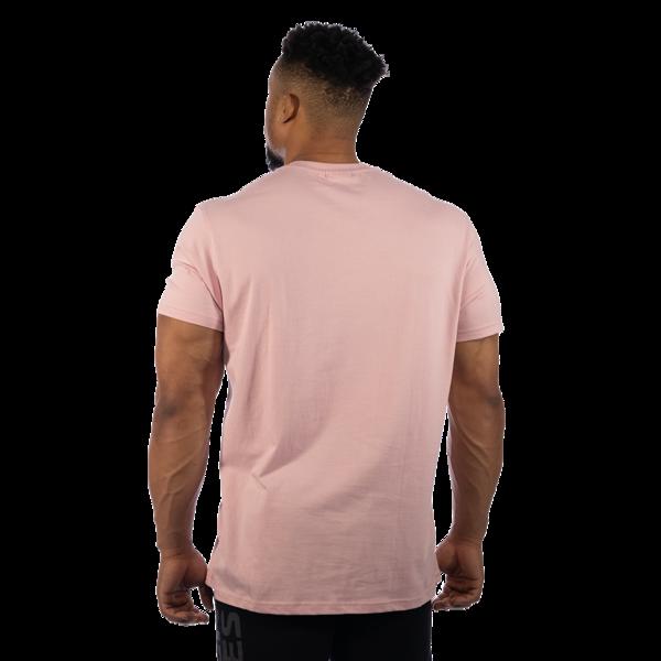 Better Bodies Tričko Essential Tee Light Pink - XL, XL - 4