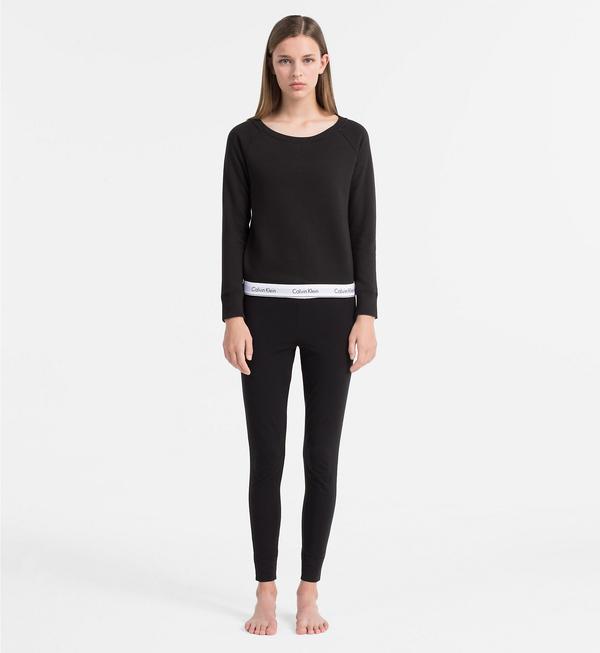 Calvin Klein Mikina Černá - XL, XL - 4