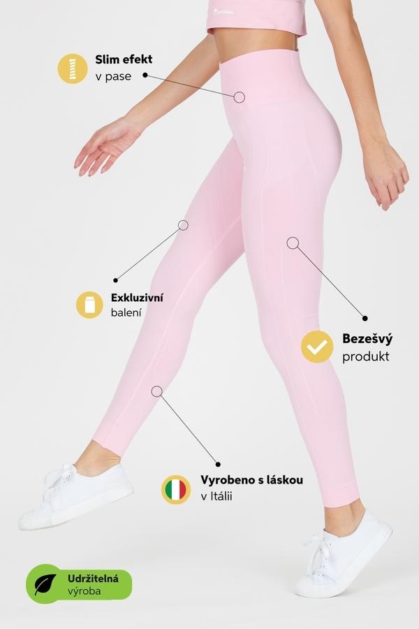 GoldBee Leggings BeSeamless Candy Pink, XL - 4