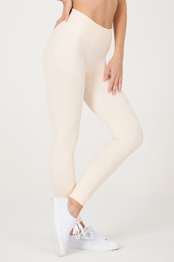 GoldBee Legíny BeSeamless Tender Peach - S, S - 4