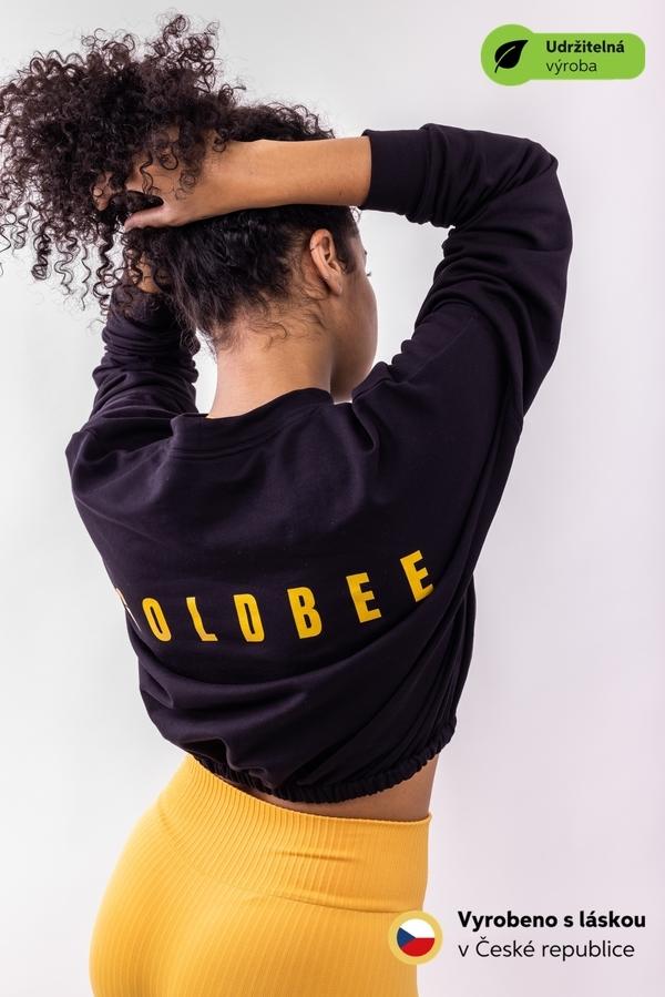GoldBee Sweatshirt Street Black, XL - 4