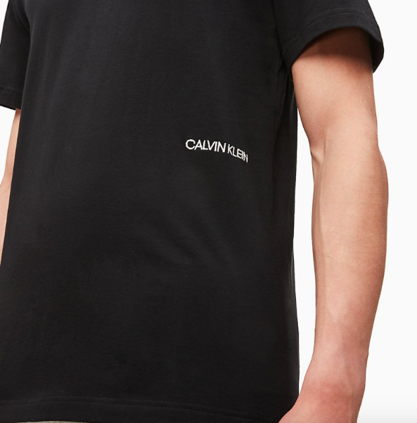 Calvin Klein 2Pack T-Shirts STATEMENT 1981 Black - 4