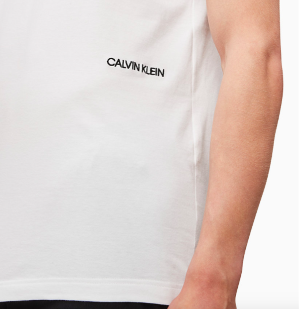 Calvin Klein 2Pack T-Shirts STATEMENT 1981 White - XL, XL - 4
