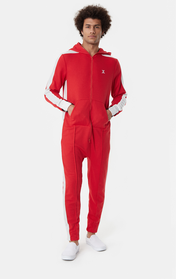 OnePiece Grand Slam 1980 Red - M, M - 4