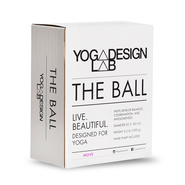 Yoga Design Lab The Ball Move - 5