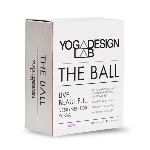 Yoga Design The Ball Move - 5