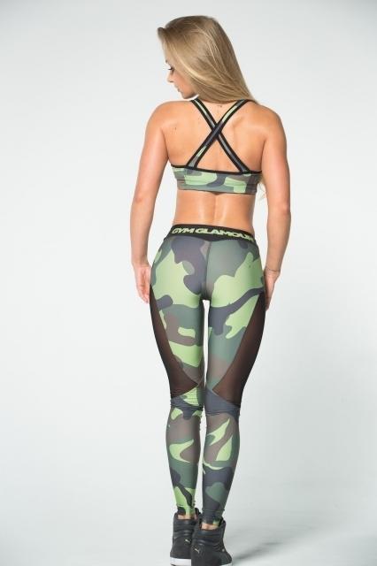 Gym Glamour Leggings Moro Intensive - 5