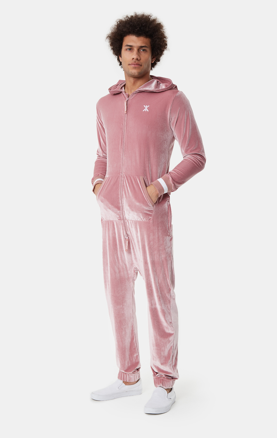 OnePiece Original Velour Faded Pink - M, M - 5
